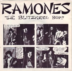 Ramonesblitzkriegbop1976